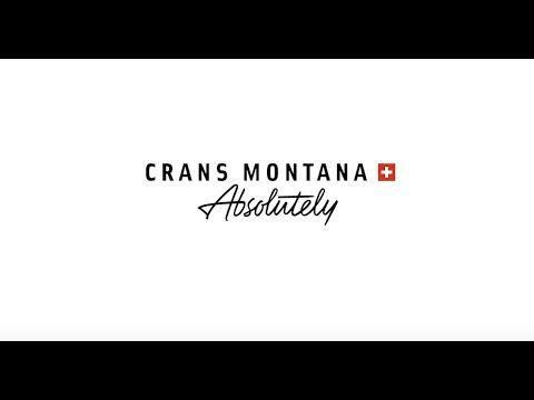 Campagne de communication pour Crans Montana