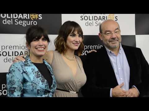 Premios Solidarios Del Seguro 2019 - Gala - Diseño Gráfico