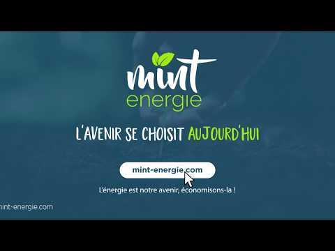 Campagne Télé et Affichage Mint Energie - Publicité