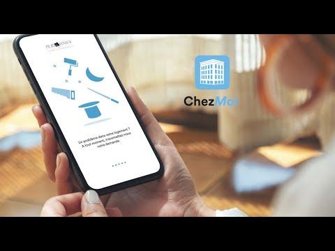 Portail Locataire web & mobile - Application mobile