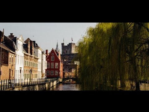 Timelapse/Hyperlapse Stad Gent - Vidéo