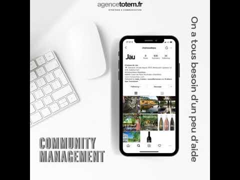 COMMUNITY MANAGEMENT - Stratégie digitale