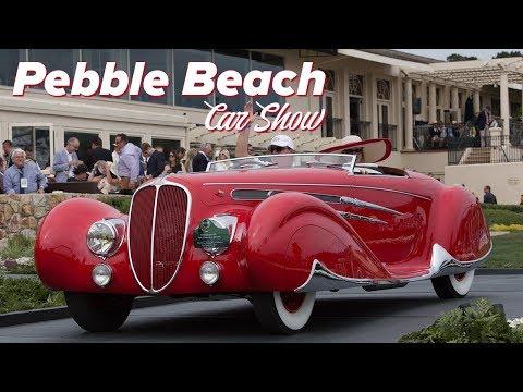 Pebble Beach Concours d'Elegance 2018 Showreel - Online Advertising