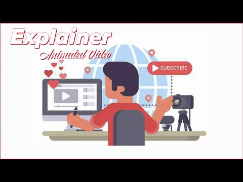 Animated Explainer Video - Online Advertising
