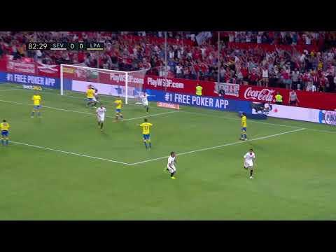 Sevilla F.C. Homenaje Jesus Navas - Estrategia digital