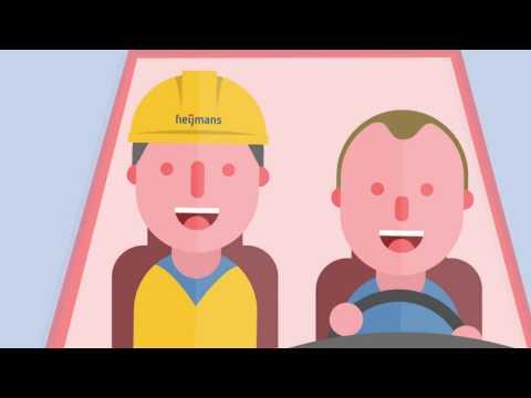 Heijmans, information campaign road works