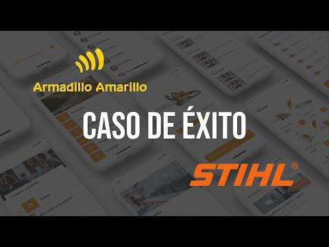 Aplicación Móvil STIHL - App móvil