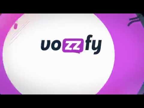 Vozzfy - Desarrollo y Diseño APP Móvil Nativa - App móvil