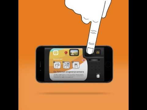 Marketing app for agency These Days/Client Telenet - Mobile App