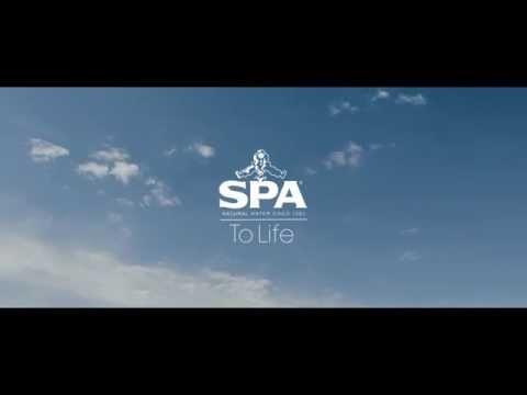 Spa. Circle of life. - Publicité