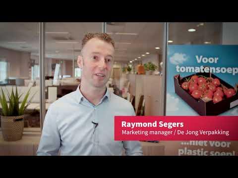 Online zichtbaarheid De Jong Verpakking +375% - Digital Strategy