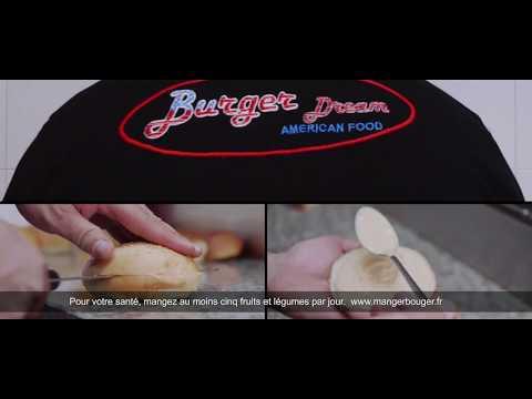 Campagne TV - BURGER DREAM x BEIN SPORTS - Publicité