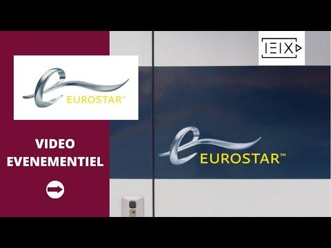 Campagne vidéo pour Eurostar - 3D