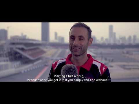 SuperDryver, 24 heures de karting de Dubaï