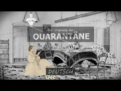 The Origin of Quarantine   Animated Shorts - Film