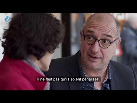 UNSA - Reportage interview - Publicité en ligne