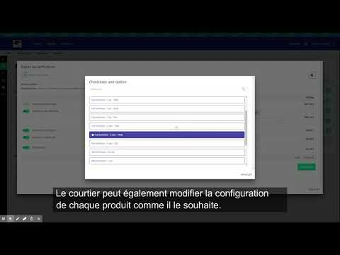 DeeCide - Insurance - Application web