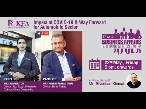 KFA- Covid-19 impact and way to move forward - Advertising