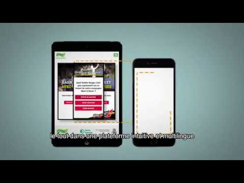 Qualifio - Advertising - Application web