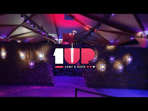 1UP - Conference for gaming (professionals)
