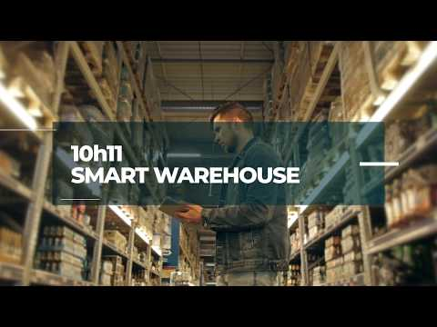 Smart Warehouse - Web analytique/Big data