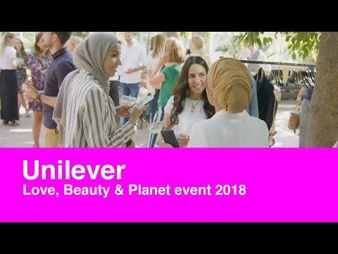 Unilever Love, Beauty & Planet event - Film