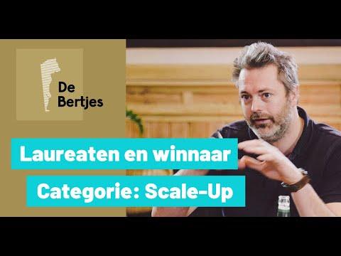 De Bertjes 2020 - ondernemerswedstrijd - Film