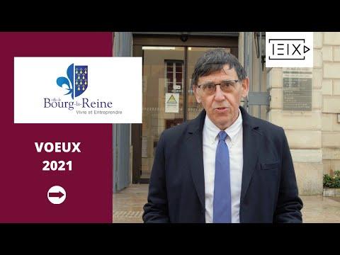 Voeux Maire de Bourg-la-Reine - 3D