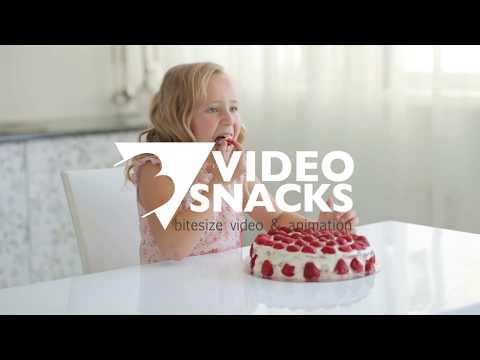 Videosnacks: bitesize video, animation and visuals - Film