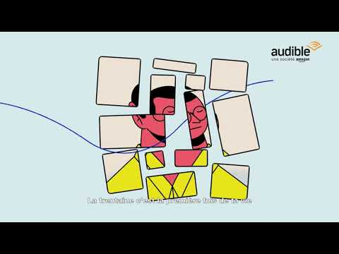 Audible : Nos 30 ans - Animation