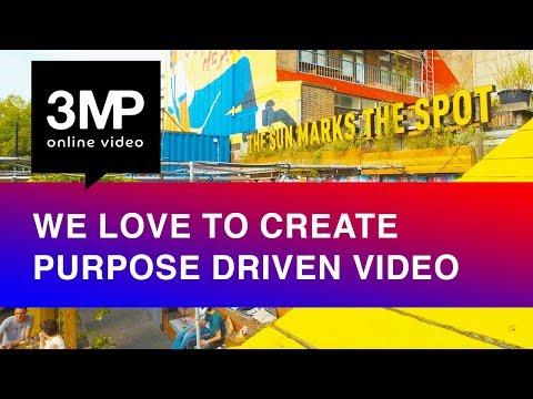 We love to create purpose-driven video - Film