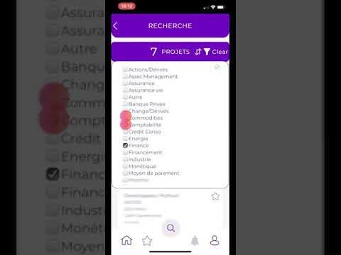 CAPFI   Application Mobile pour les collaborateurs - Application mobile