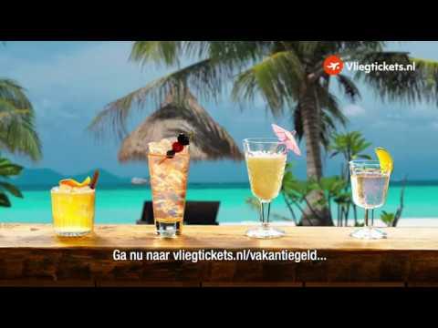 Welk cocktail ben jij? Met vliegtickets.nl