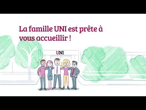 Syndicat UNI - Branding & Positionering