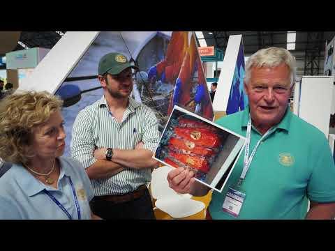 Vídeo para Alaska Seafood en Conxemar - Vídeo