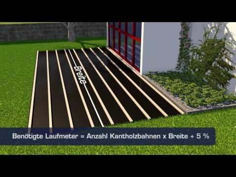 Heimwerker Videos | EUROBAUSTOFF - Motion-Design
