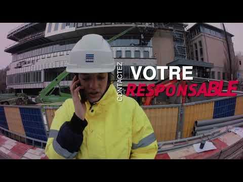 Vidéo | La propreté sur chantier (Client: CCW)