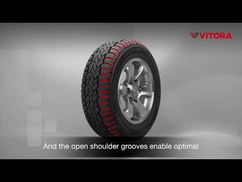 Vitora Tyres Promotional Video - Movie