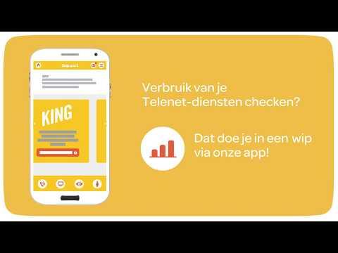 Telenet helpdesk app - Film