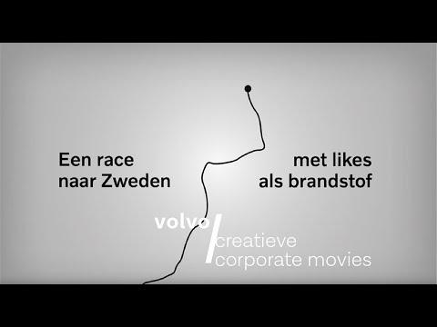 Clash of the Volvo's - Reclame