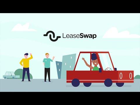 2D Uitleganimatie   LeaseSwap - Motion Design