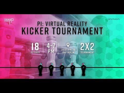 VR Kicker event (Kynoa)
