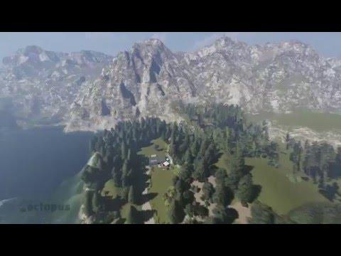 Visite virtuelle - Animation