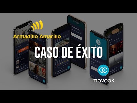 Aplicación móvil movook - App móvil