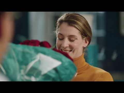 M&Ms - le bouquet - Publicité