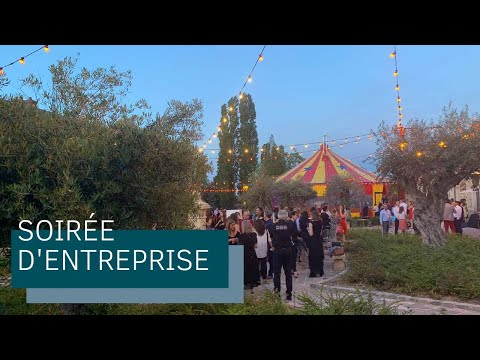 Summer Party à Paris - Stratégie de contenu