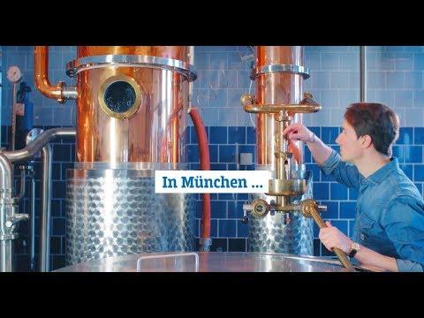 Münchner Bank: In München ... wird aus nebenein... - Werbung