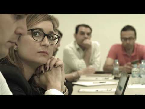 Un vídeo de un taller de Innovación Empresarial