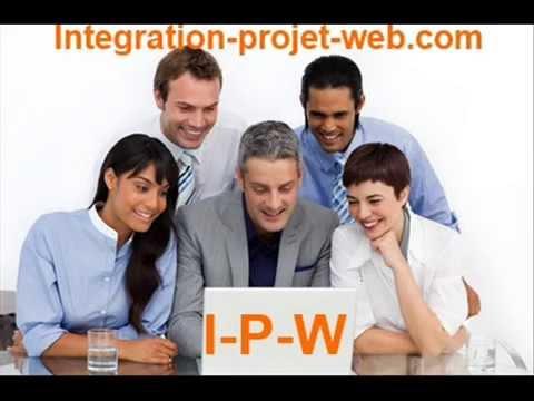 Agence web Integration Projet web - Référencement naturel