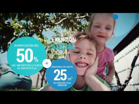 CANAL DE ISABEL II | Tarifa Social - Vídeo